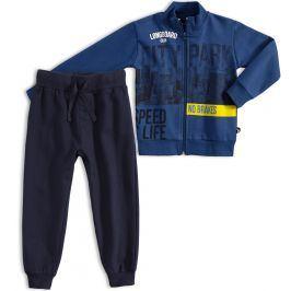 Chlapecká tepláková souprava Mix´nMATCH CITY PARK modrá Velikost: 98