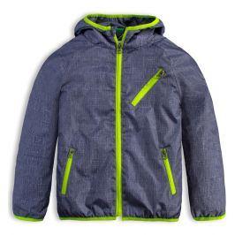 Chlapecká šusťáková bunda KNOT SO BAD META GREEN modrá Velikost: 128