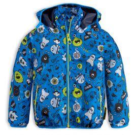 Chlapecká šusťáková bunda LEMON BERET PŘÍŠERKY modrá Velikost: 116-122