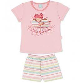 Dívčí pyžamo Kyly BALETKA růžové Velikost: 116