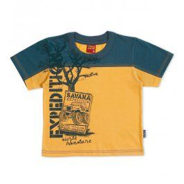 KYLY Chlapecké tričko EXPEDICE SAVANA Velikost: 98
