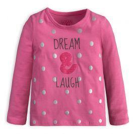 Dívčí tričko LOSAN DREAM růžové Velikost: 92