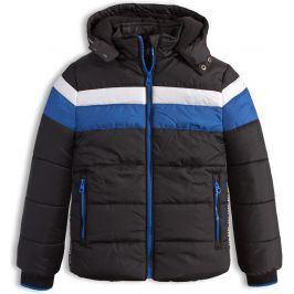 Chlapecká zimní bunda LOSAN ALL CORE černá Velikost: 128