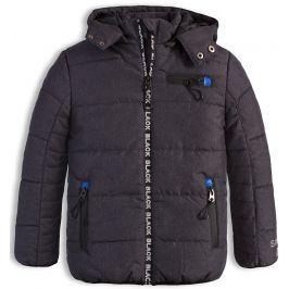 Chlapecká bunda LOSAN UNLIMITED černá Velikost: 158