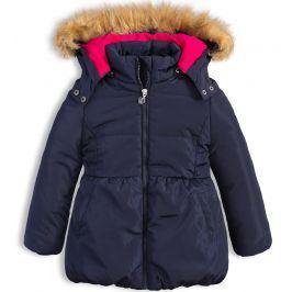 Dívčí zimní bunda LEMON BERET PRINCESS modrá Velikost: 128