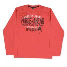 Chlapecké triko KYLY oranžové Velikost: 152
