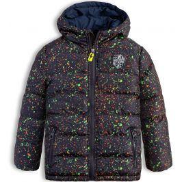 Dětská zimní bunda LEMON BERET COOL KIDS černá Velikost: 92-98