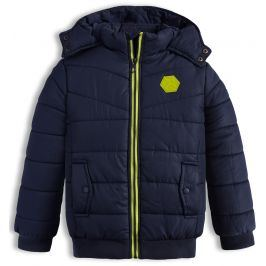 Chlapecká zimní bunda LEMON BERET PATROL modrá Velikost: 140