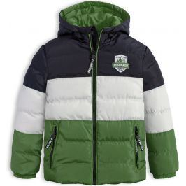 Chlapecká zimní bunda LEMON BERET COLORADO zelená Velikost: 92-98