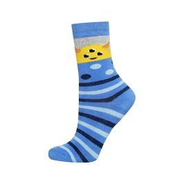 Dětské termo ponožky SOXO PŘÍŠERKA modré Velikost: 25-28