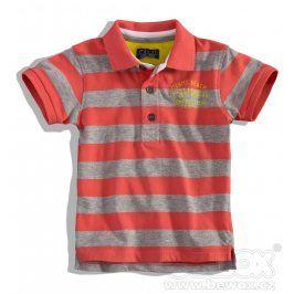 MINOTI Chlapecké tričko s límečkem krátký rukáv Velikost: 80-86