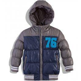 SOUL&GLORY Dětská zimní bunda ROCK modrá Velikost: 98-104