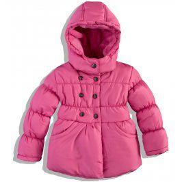 MINOTI Dívčí zimní bunda ROSE Velikost: 80-86