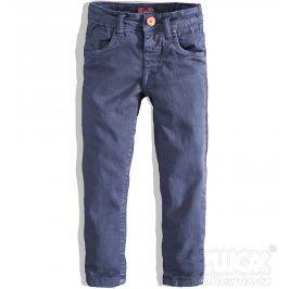 Kojenecké dívčí barevné džíny Minoti modré Velikost: 80-86