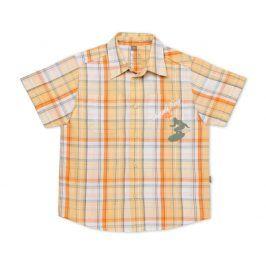 TUP-TUP Dětská košile krátký rukáv TUP TUP oranžová Velikost: 140