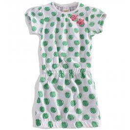 Dívčí bavlněné šaty DIRKJE Velikost: 98