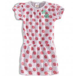 Dívčí bavlněné šaty DIRKJE Velikost: 80