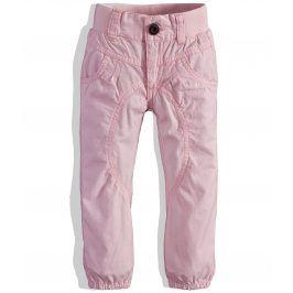 Dívčí plátěné kalhoty DIRKJE Velikost: 80