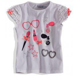 Dívčí tričko s krátkým rukávem DIRKJE Velikost: 80