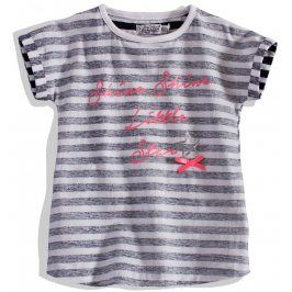 Dívčí tričko krátký rukáv DIRKJE Velikost: 80