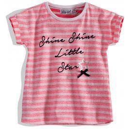 Dívčí tričko krátký rukáv DIRKJE Velikost: 92