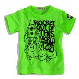 Chlapecké tričko Dirkje krátký rukáv Velikost: 56