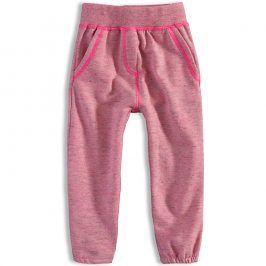 Dívčí tepláky DIRKJE PINKY růžové Velikost: 92
