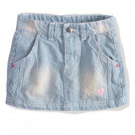 Dívčí riflová sukně GIRLSTAR PROUŽEK Velikost: 92-98