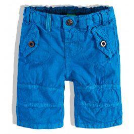 Chlapecké šortky PEBBLESTONE modré Velikost: 68