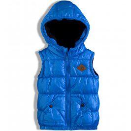 Dětská vesta MINOTI BAY modrá Velikost: 98-104