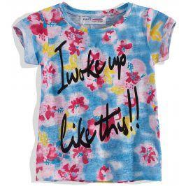 Dívčí tričko krátký rukáv MINOTI BREEZE Velikost: 98-104
