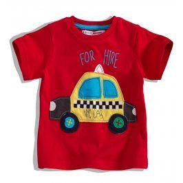 Dětské tričko s krátkým rukávem MINOTI BUS Velikost: 74-80
