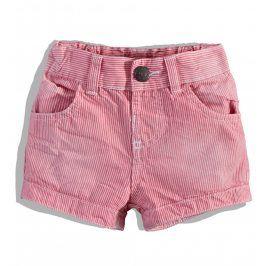 Dívčí šortky MINOTI CORAL Velikost: 74-80