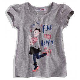 Dívčí tričko MINOTI Velikost: 98-104