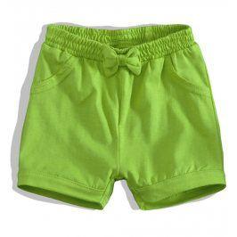 KNOT SO BAD Dívčí bavlněné šortky KnotSoBad Velikost: 62