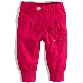 KNOT SO BAD Dívčí capri kalhoty KnotSoBad Velikost: 122-128