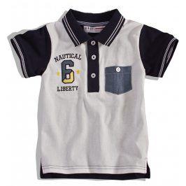 Dětské tričko polo MINOTI Velikost: 98-104