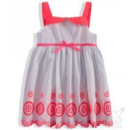 Dívčí letní šaty Minoti NEON Velikost: 86-92