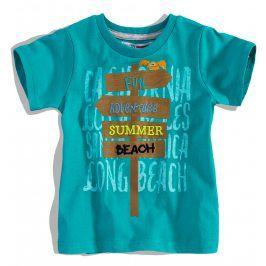 Dětské tričko krátký rukáv Minoti Velikost: 74-80