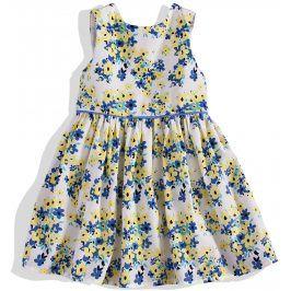 Dívčí letní šaty Minoti Velikost: 74-80