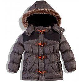 Dětská zimní bunda Minoti SUPPLY šedá Velikost: 86-92