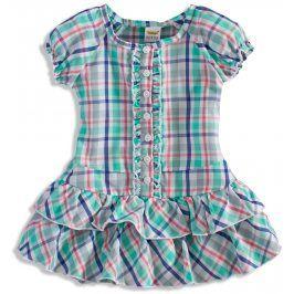 Dívčí letní šaty Dirkje FABULOUS kostkované Velikost: 104