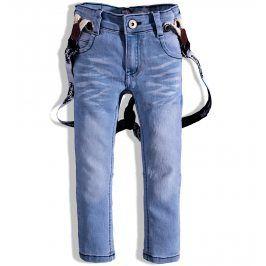 Chlapecké džíny s kšandami DIRKJE Velikost: 116