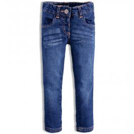 Kojenecké dívčí elastické džíny Minoti FUNKY Velikost: 80-86