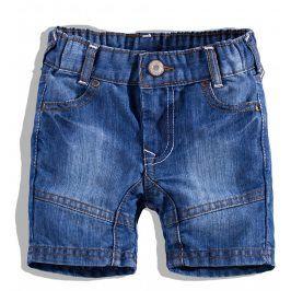 Riflové šortky Dirkje BEACH CLUB modré Velikost: 92