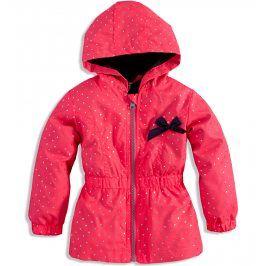 Dívčí jarní bunda DIRKJE BALERINA růžová Velikost: 62