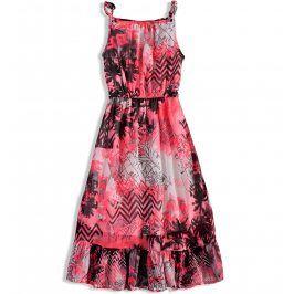 Dívčí letní šaty Dirkje STYLISH růžové Velikost: 92