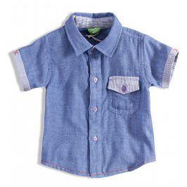 PEBBLESTONE Kojenecká chlapecká košile Velikost: 68