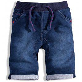 Chlapecké džínové šortky Minoti BEEP tmavě modré Velikost: 98-104