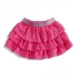 BABALUNO Kojenecká krajková sukně Velikost: 56-62
